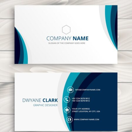 High-end Business Cards